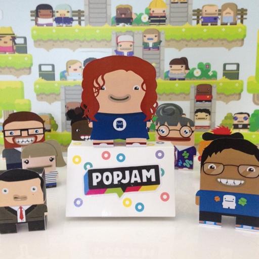 Popjam party