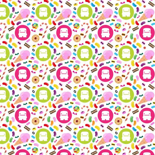 Pattern sweets wallpapers!