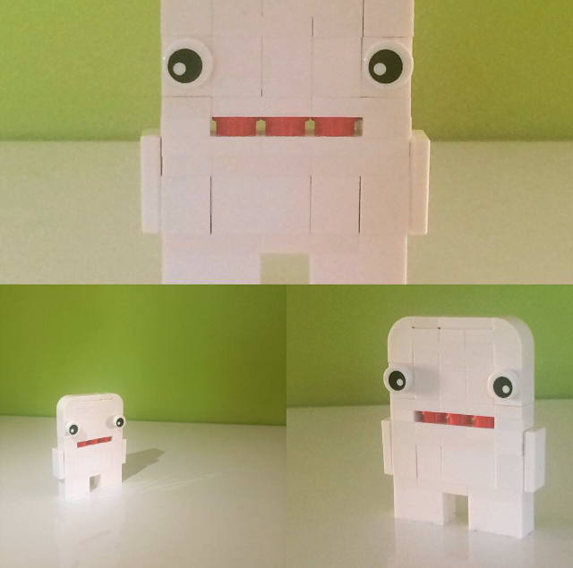 LEGO Bebod Fan Art