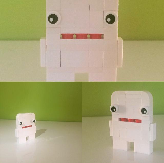 LEGO Bebod Fan Art
