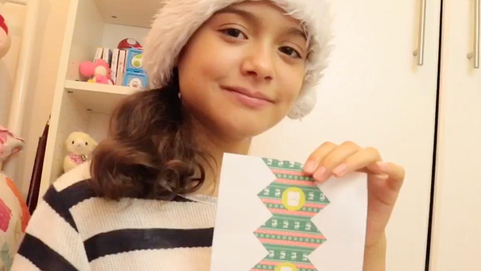 Bebods Christmas DIY Paper Craft Decorations